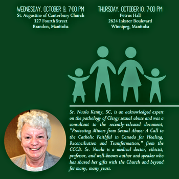 Healing the Church from Clergy Sexual Abuse - Winnipeg