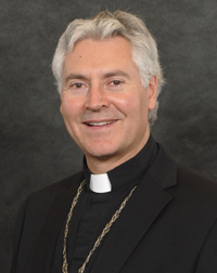 Appointment of new Archbishop for Keewatin-Le Pas