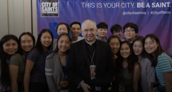 Archdiocese Youth Ministry
