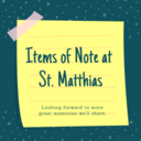 Items of Note