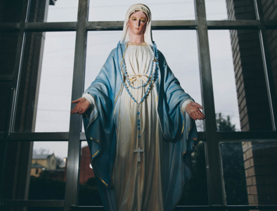 Feast of the Immaculate Conception and Mass for Cardinal Gregory