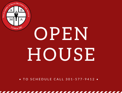 October Open House Dates