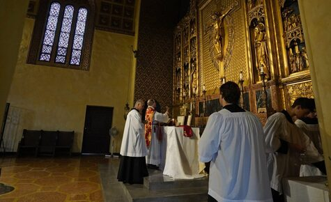 Pope Francis issues restrictions for Tridentine Mass