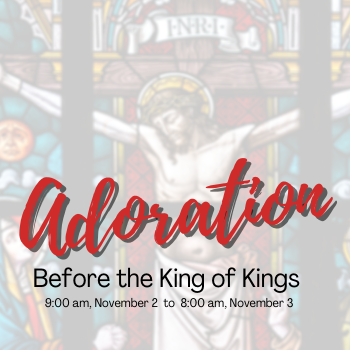 Adoration Before the King of Kings