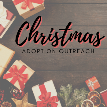 Christmas Adoption Outreach