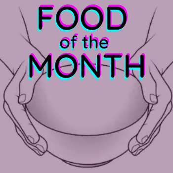 Food of the Month