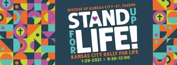 Stand Up for Life Youth Rally