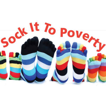 Sock It To Poverty