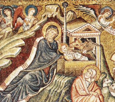 "January 2: ""The Word Was Made Flesh: A Christmas Retreat"""