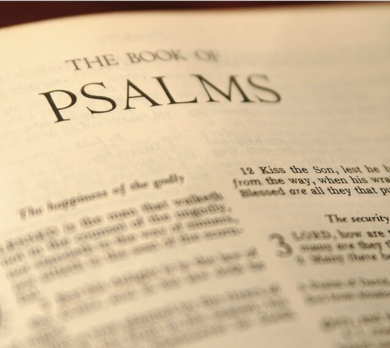 "January 9 Online Retreat: ""Sing to the Lord: Becoming the Psalms"""