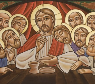 """Online Workshop;The Eucharist: Source of Discipleship, Healing, and Transformation"""""""