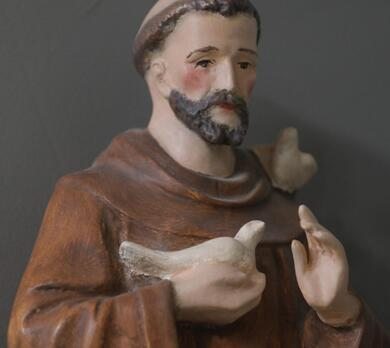 CELEBRATION OF THE FEAST OF ST. FRANCIS