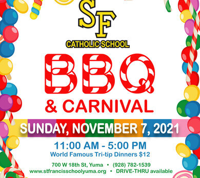 St. Francis of Assisi Catholic School BBQ and Carnival