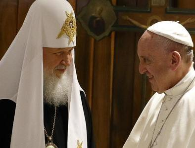 Essential Background: Pope gives relics of St. Peter to Orthodox patriarch