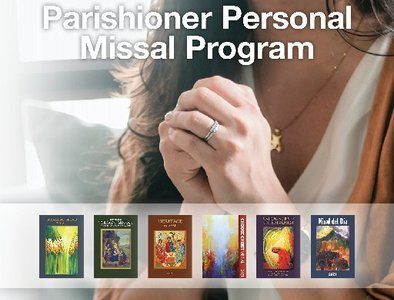 OCP launches program to provide personal missals to parishioners amid pandemic
