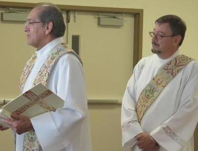 Green Valley Catholic Church shuts down after priest, deacon get virus