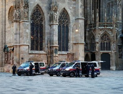 Pope, Austrian church leaders urge end to hatred after Vienna attacks