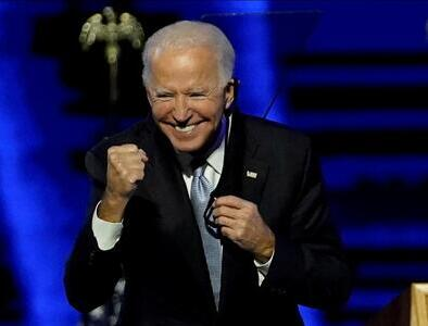 Biden says once he's in White House, he'll 'unify' the nation, not divide it