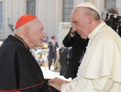 Francis trusted John Paul and Benedict on McCarrick, report says