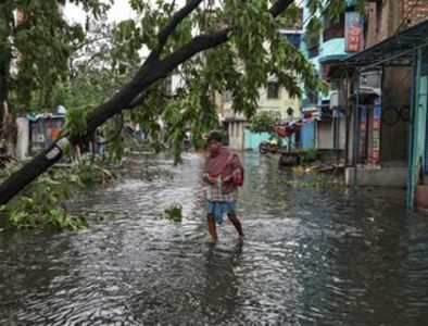 Rain, flooding compound problems for state in eastern India