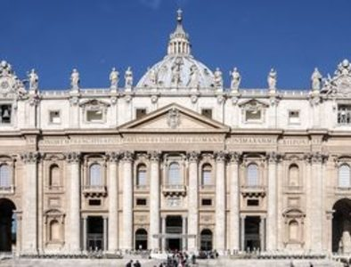 Fabric of St Peter: The Pope appoints Extraordinary Commissioner