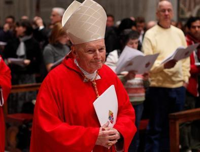 New accusation surfaces against former U.S. prelate McCarrick