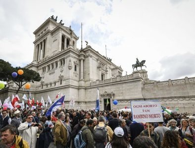 Pope may be key to preserving Italy's social compact on abortion