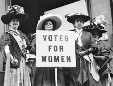 Maryland bishops mark 100 years of women's suffrage with a call to action