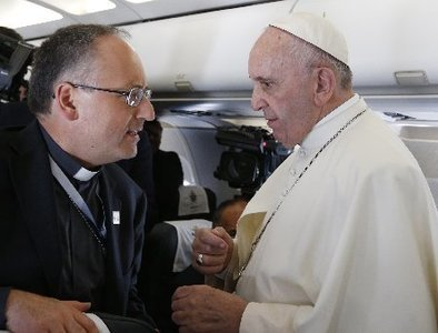 Pope Francis, Jesuit discernment and the Church
