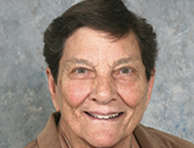 Sr. Barbara Ann Hehr, O.P., may she rest in peace