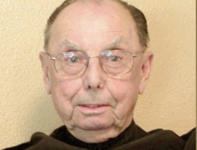 Brother Thomas Conlon, O.Carm. (aka Br. Herman) rest in peace