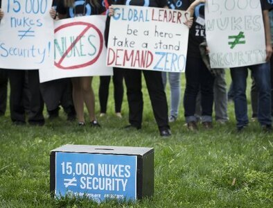Catholic advocates welcome treaty banning nuclear weapons coming into force