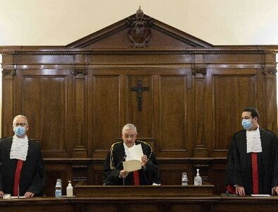 Former Vatican bank president sentenced for embezzlement