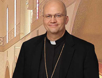 Bishop Edward Weisenburger Condemns Violent Protests and Prays for Peace