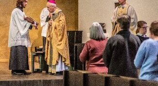 November Gold Masses celebrate 'unity between science and religion'