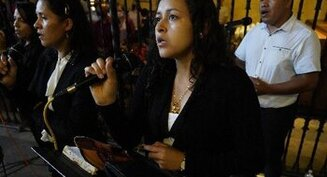 With numbers growing in U.S., more Hispanics involved in church, community