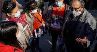 Mothers of disappeared migrants plead in U.S. for help finding loved ones
