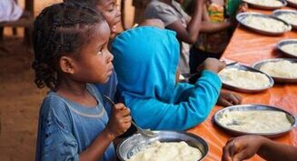 Madagascar edging towards perhaps world's first climate change famine