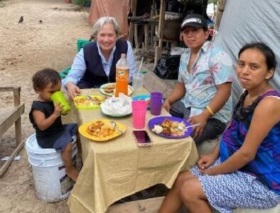 Companions on the journey: Nuns continue border work during pandemic