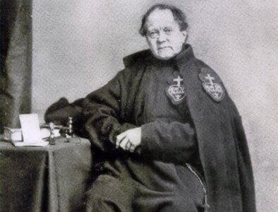 Passionist priest, relative of English princes, takes step closer to sainthood