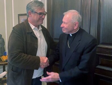 New Orleans SNAP leader praises Archbishop Aymond for concrete initiatives