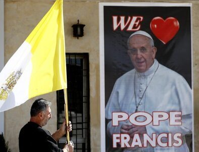 Days before trip, Pope's envoy in Iraq tests positive for COVID