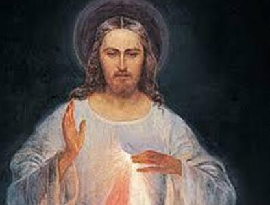 Pope marks 90th anniversary of Divine Mercy apparition