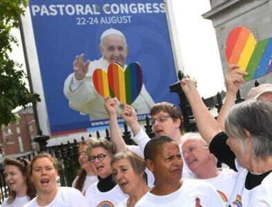 Vatican rules out Church blessings for same-sex unions