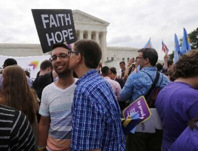Vatican says no blessing gay unions, no negative judgment on gay people