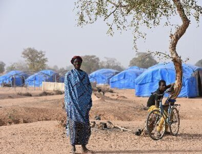 Conflict keeps people from farming, drives some to brink of famine