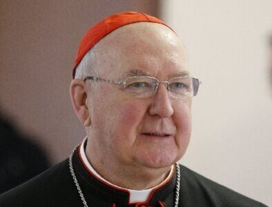 No one can be excluded from the care, love of the church, cardinal says