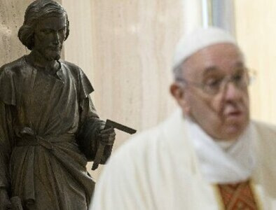 Vocations answer God's call to make great dreams come true, pope says