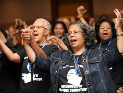 Gregory: 'Healing of America's soul' needed to bring about racial harmony