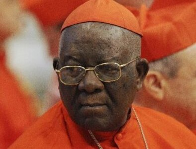 Cardinal Tumi, defender of peace, dies in Cameroon at 90